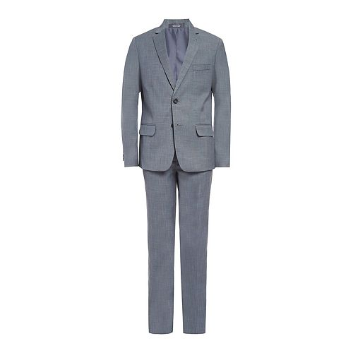 Boys 8-20 Van Heusen Jacket & Pants Suit Set
