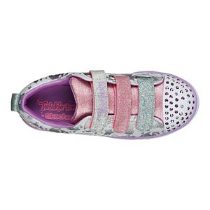 Skechers Twinkle Toes Sparkle Lite Sparkleland Girls' Light Up Shoes