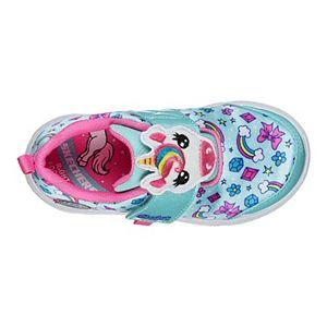 Skechers Flex 2.0 Sweet Amigos Toddler Girls' Sneakers