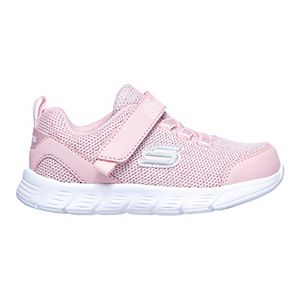 Skechers Comfy Flex Moving On Toddler Girls' Sneakers