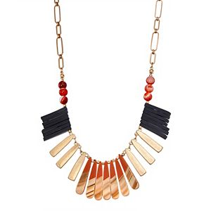 Sonoma Goods For Life® Multi Stone Statement Necklace