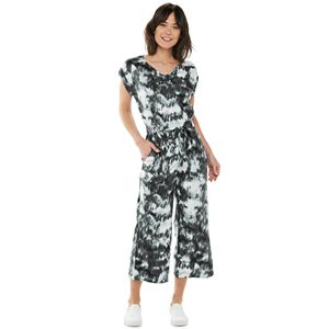 Women's Rock & Republic® Belted Jumpsuit