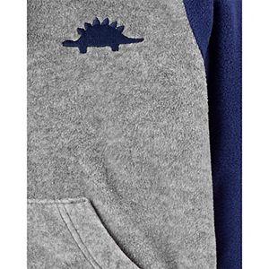 Baby Boy Carter's 3-Piece Dinosaur Little Jacket, Bodysuit & Pants Set