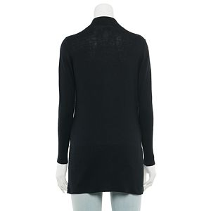 Women's Sonoma Goods For Life® Open-Front Rib Cardigan