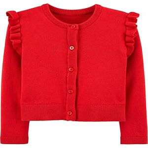 Toddler Girl Carter's Cardigan