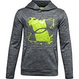 Boys 8-20 Under Armour Armour Fleece® Graphic Logo Hoodie