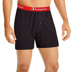Men's Champion 4-pack Everyday Comfort Stretch Boxers