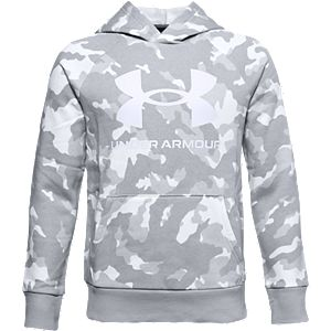 Boys 8-20 Under Armour Rival Fleece Printed Hoodie