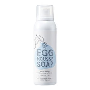 TOO COOL FOR SCHOOL Egg Mousse Soap Facial Cleanser