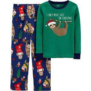 Boys 4-14 Carter's Christmas Pajama Set