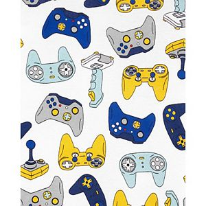 Boys 4-14 Carter's 4-Piece Snug-Fit Pajama Set