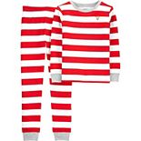 Boys 4-14 Carter's 2-Piece Christmas Thermal Pajama Set