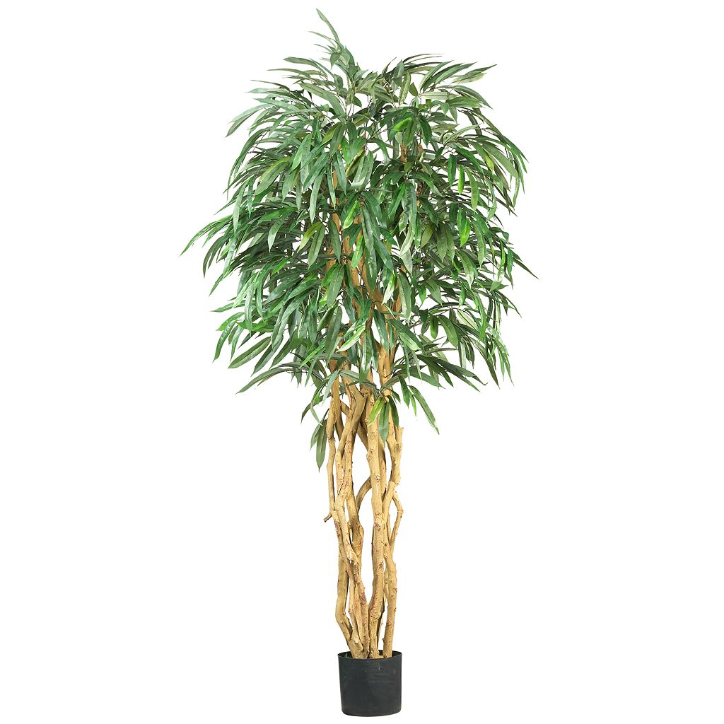 nearly natural Silk Weeping Ficus Tree