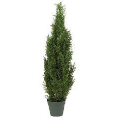 nearly natural SilkCedar Pine Tree