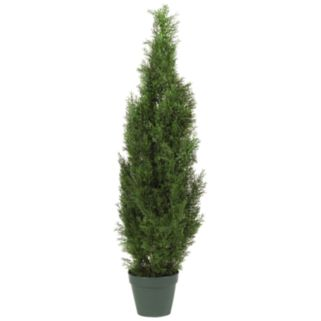 nearly natural Silk Cedar Pine Tree