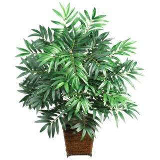 nearly natural Silk Bamboo Palm Plant