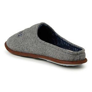 Men's Dearfoams Dad Novelty Clog Slippers