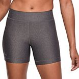 Women's Under Armour HeatGear® Midrise Compression Shorts