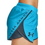 Women's Under Armour Fly By 2.0 Stunner Shorts
