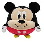 "Disney's Mickey Mouse Round Huggable 4.5"" Cuddle Pal"