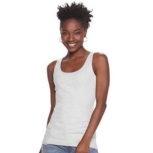 Women's Sonoma Goods For Life® Essential Rib Tank