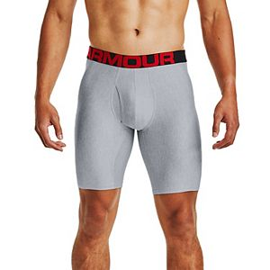 Men's Under Armour UA Tech? 2-pack 9-inch Boxerjock® Briefs