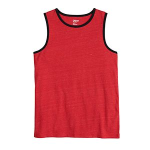 Boys 8-20 & Husky Urban Pipeline Solid Tank Top