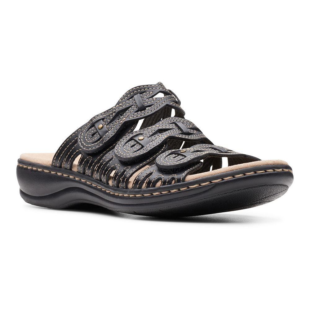 Clarks® Leisa Faye Women's Strappy Sandals