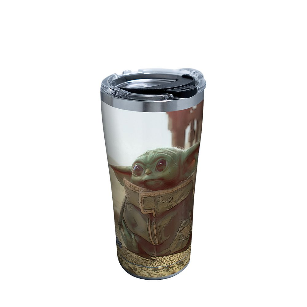 Star Wars The Mandalorian The Child Stainless Steel Tumbler by Tervis