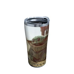 Star Wars The Mandalorian The Child aka Baby Yoda Stainless Steel Tumbler by Tervis