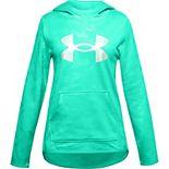 Girls 7-16 Under Armour Armour Fleece® Big Logo Printed Hoodie
