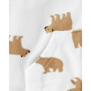 Baby Carter's 3-Piece Bear Little Vest, Bodysuit & Pants Set