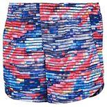 Girls 7-16 adidas Printed Shorts