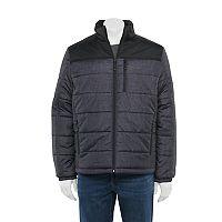 Deals on ZeroXposur Sensor Quilted Puffer Jacket Mens