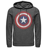 Men's Marvel Captain America Classic Shield Hoodie