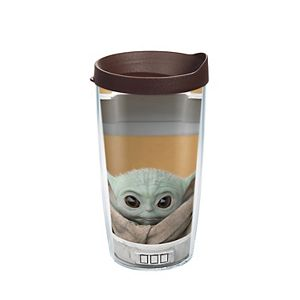 Star Wars The Mandalorian The Child aka Baby Yoda Stare Tumbler by Tervis