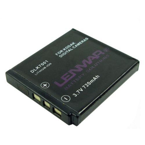 Lenmar Kodak Digital Camera DLK7001 Lithium-Ion Replacement Battery