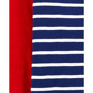 Baby Boy Carter's Striped Slub Henley Top