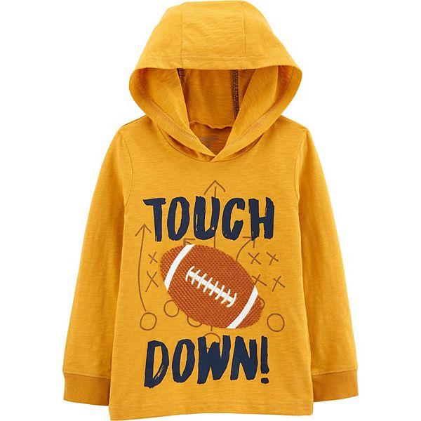 toddler boy football jersey