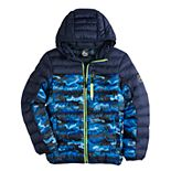 Boys 8-20 ZeroXposur Ultra Quilted Puffer Jacket