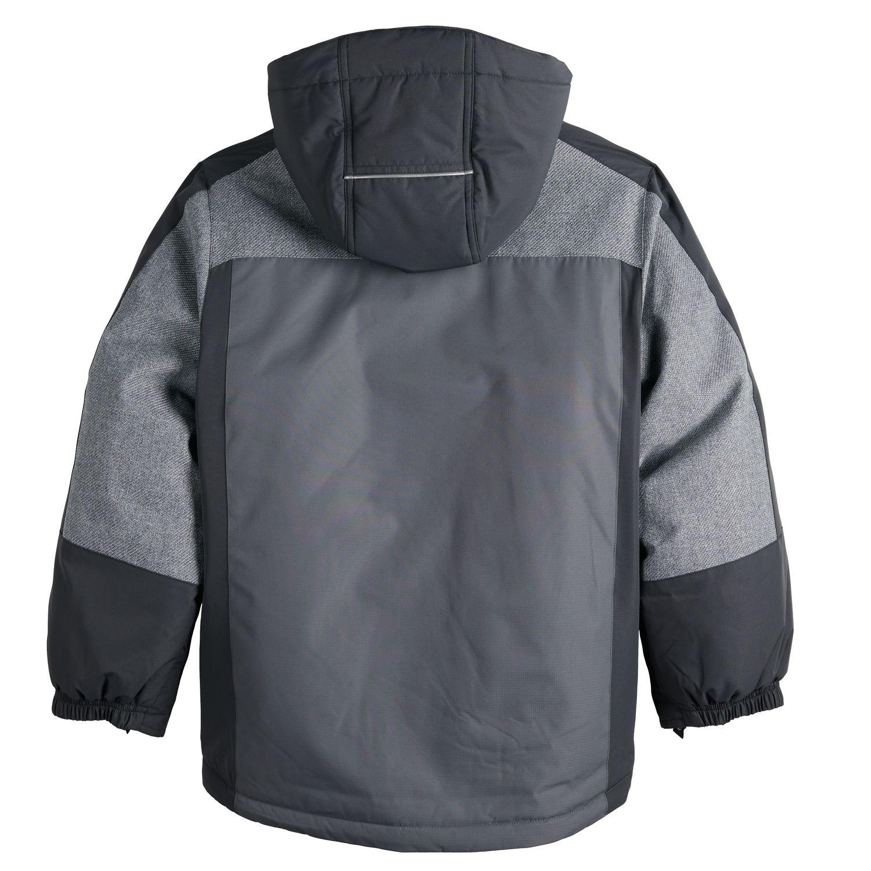 Details about  /ZeroXposur Boys All Season Lightweight Jacket System NWT Slate Gray 10//12 18//20
