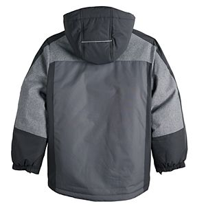 Boys 8-20 ZeroXposur Trevor Systems 3-in-1 Jacket
