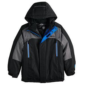 Boys 8-20 ZeroXposur Trevor Systems 3-in-1 Jacket