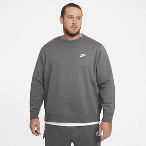 Big & Tall Nike Club Sweatshirt