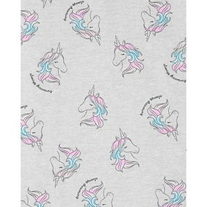 Girls 4-14 Carter's 2-Pack Unicorn Nightgowns
