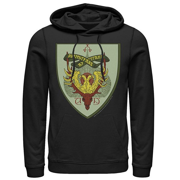 Men S Harry Potter Durmstrang Crest Graphic Pullover Hoodie All orders are custom made and most ship worldwide within 24 hours. kohl s