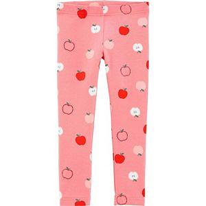Toddler Girl Carter's Apple Leggings