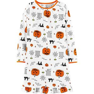 Girls 4-14 Carter's Halloween Nightgown