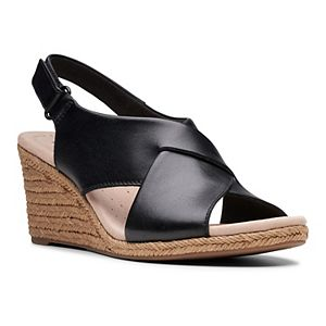 Clarks Lafley Alaine Women's Wedge Sandals