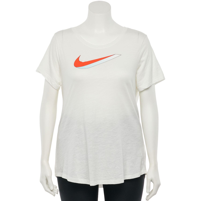 Plus Size Nike Icon Tee